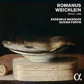 Romanus Weichlein - Encaenia Musices Op. 1, 1695