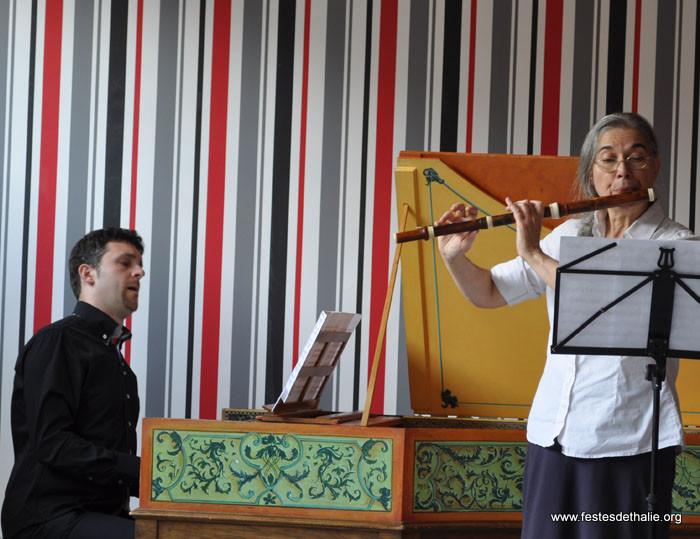 Rencontre violon ile de france