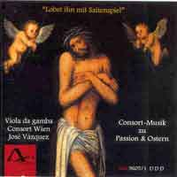 Consort-music for Passion