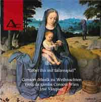 Consort-music for Christmas
